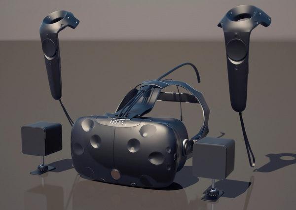 3D games virtual reality