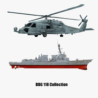 DDG 118 Collection