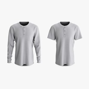 3D cotton male t-shirts dropped