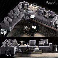Minotti Powell Sofa 2