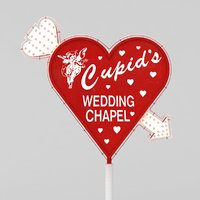 cupid wedding 3D