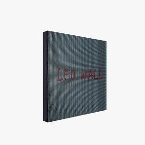 led panel 3D model