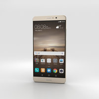 3D model huawei mate 9
