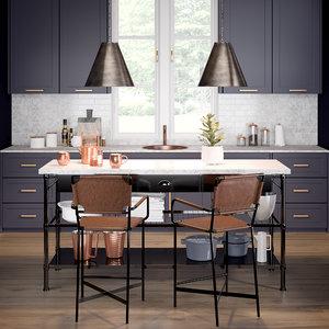 3D kitchen 6