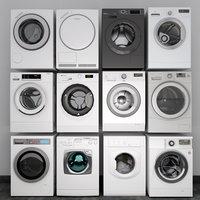 washing machine 3D