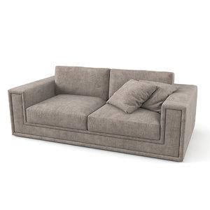 3D model sofa donald