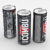 beverage energy model