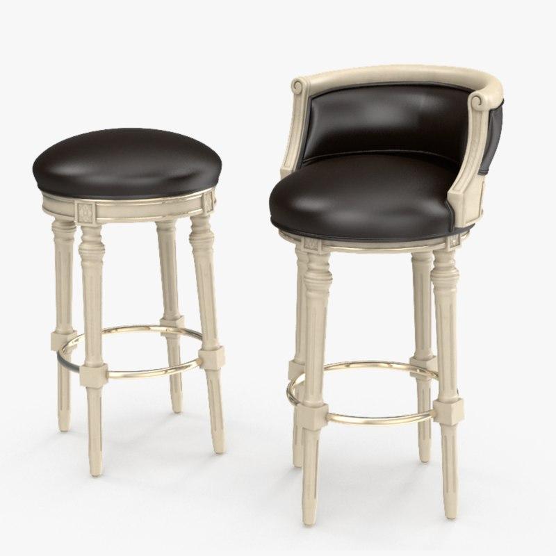 3D bar chair angelo cappellini
