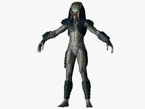 3D predator