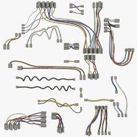 wires set 3D