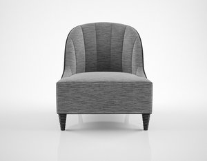 baker josephine armchair model