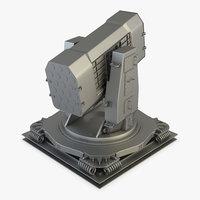 rim 116 rolling airframe 3D