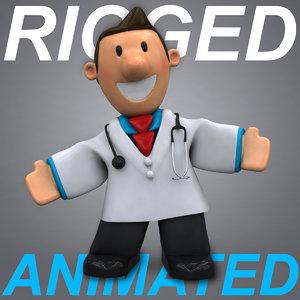 fun doctor ! model