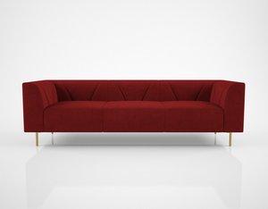 jason miller gates sofa model