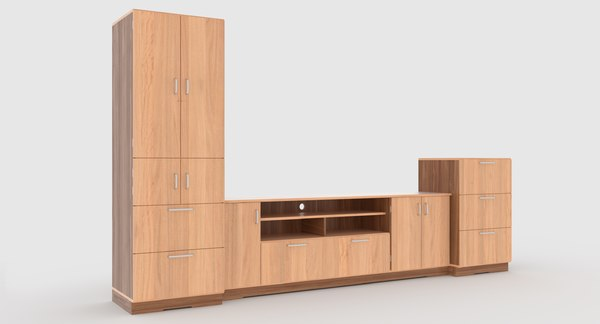 3D tv stand 67