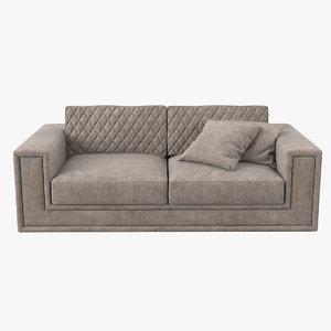3D donald sofa epoque
