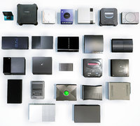 Game console collection (Low poly)