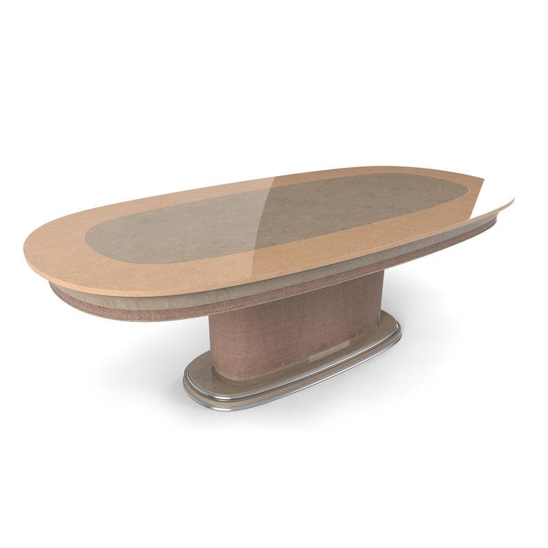 3D bordin camillo oval