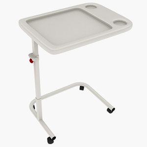 3D hospital table