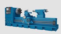 industrial lathe 3D