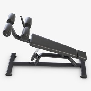 3D multifunctional bench 2