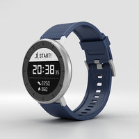 3D model huawei fit band
