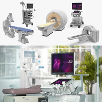 medical scanners 2 c 3D