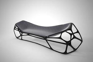 3D furnishings furniture chair 01 model