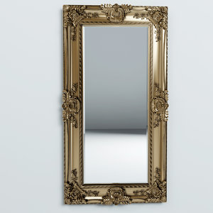 3D mirror frame classic