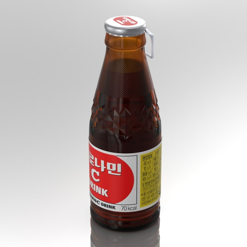 3D oronaminc korean drink