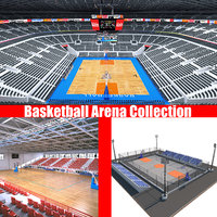 Basketball Arena Collection