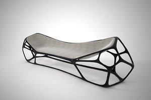 3D furnishings furniture chair 04 model