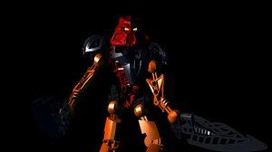 bionicle 3D