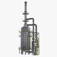 Oil Refinery Furnace
