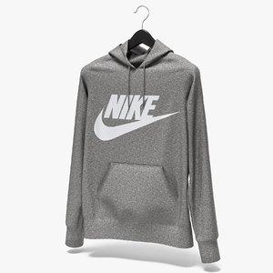 3D male hoodie hanger