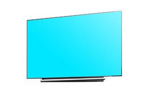 tv lg oled c8 3D model