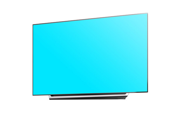 tv lg oled c8 3D model