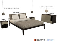 lema theo bed model