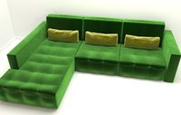 3D corner model
