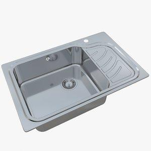 sink oulin ol-327lr model