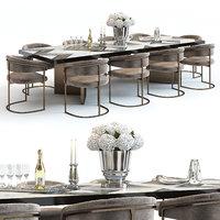 The Sofa & Chair Revenge Co -  Table set