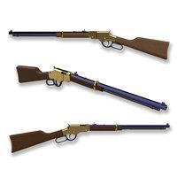 henry rifle model