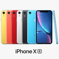 iPhone XR All Color