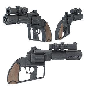 3D gun 101 model