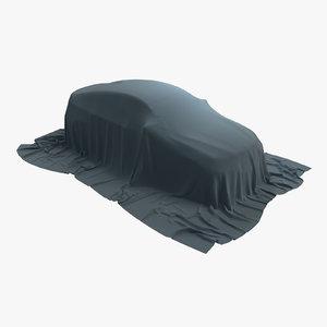 3D car cover