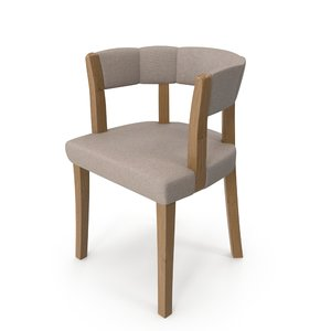 soft chair 3D