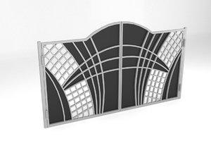 iron gate model