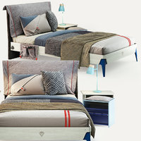 Cilek Trio Bed