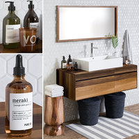3D bathroom 14 model