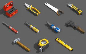 3D model voxel tools